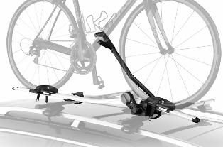 Thule 598 Criterium Bike Carrier 598criterium